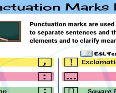 Punctuation Marks: 14 Punctuation Marks You Need to Master 1